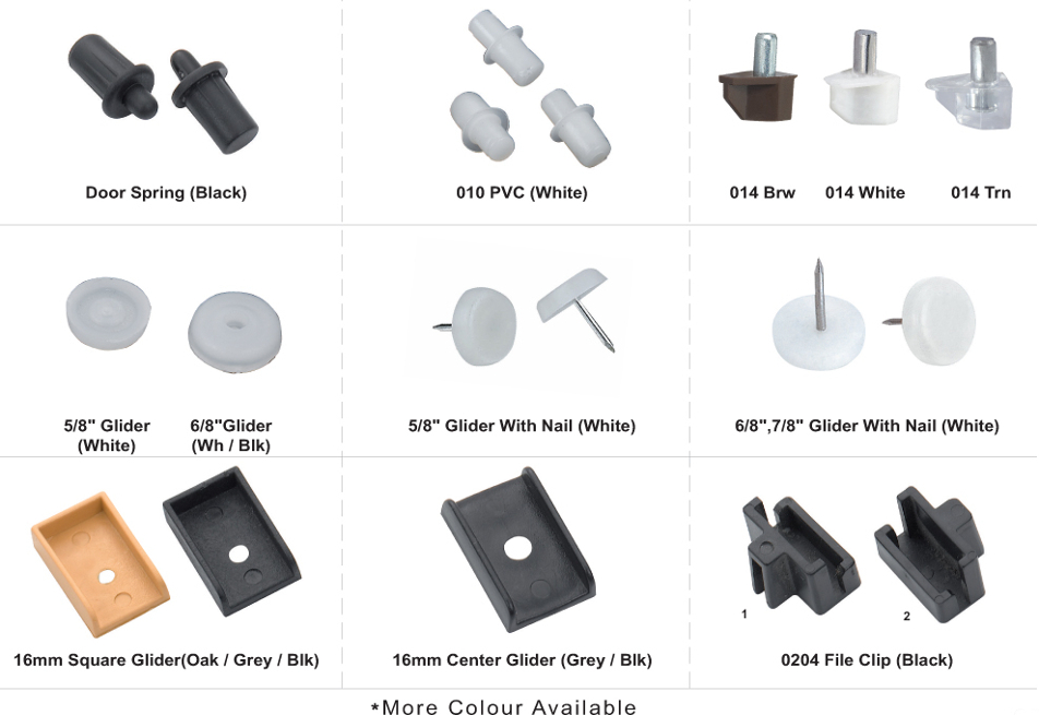 PVC Furniture Accessories Series