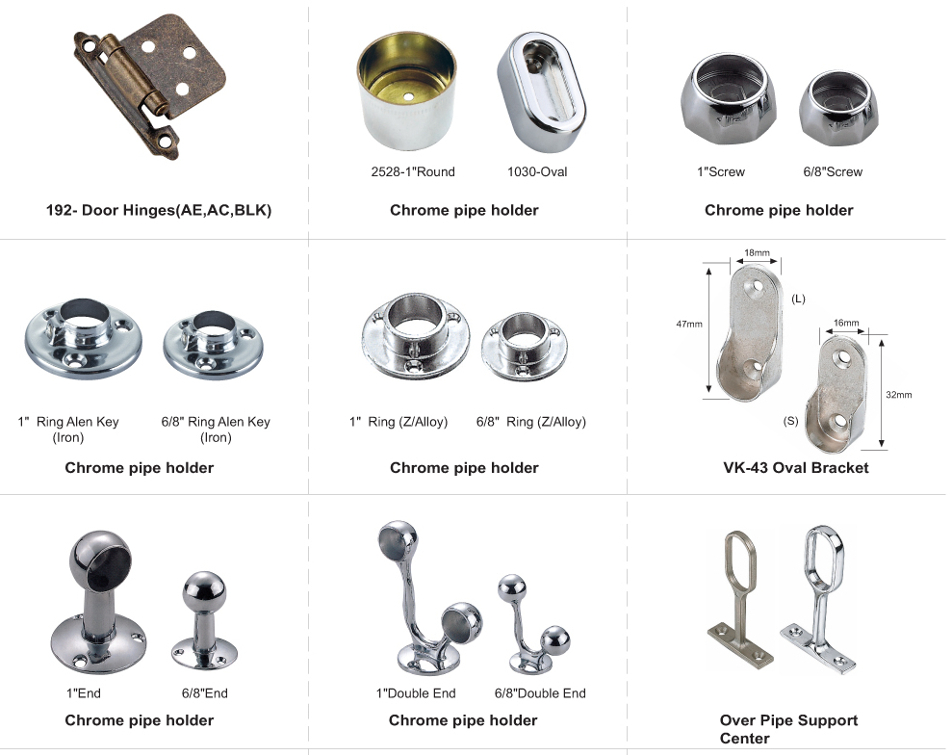 Pipe Holder / Accessories Series